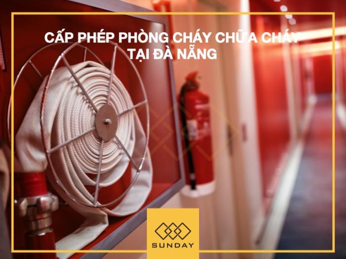 Cấp phép phòng cháy chữa cháy tại Đà Nẵng