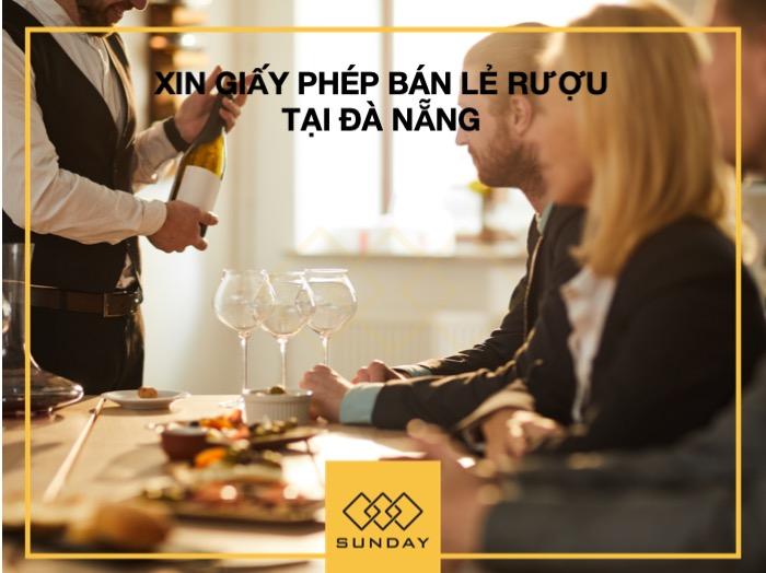 Xin giấy phép bán lẻ rượu tại Đà Nẵng