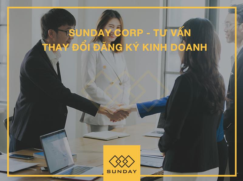 Tư vấn thành lập doanh nghiệp - Sunday Corp