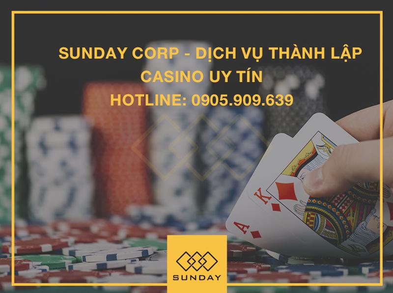 Dịch vụ thành lập casino Đà Nẵng 4