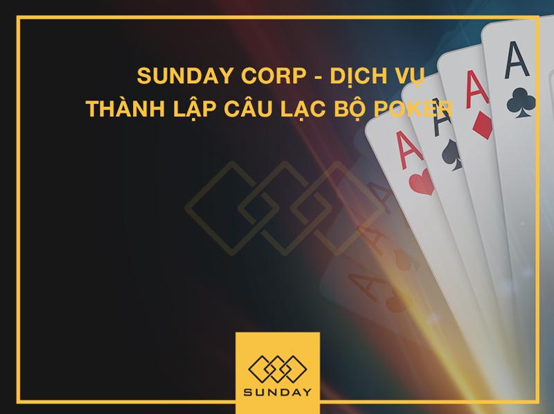 thành lập câu lạc bộ Poker tại thành phố Đà Nẵng