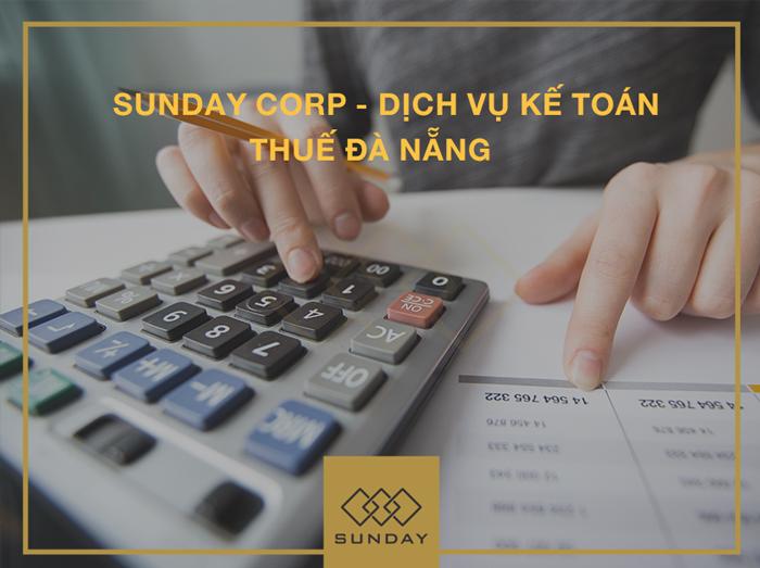 Sunday Corp – Dịch vụ kế toán trọn gói Đà Nẵng chuyên nghiệp hàng đầu