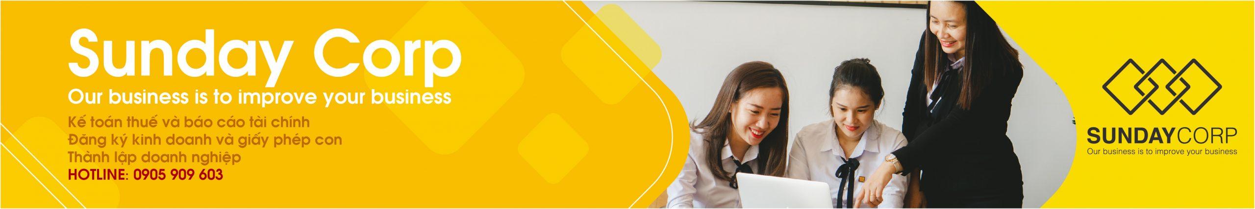 Thành lập công ty tại Đà Nẵng - Sunday Corp 2