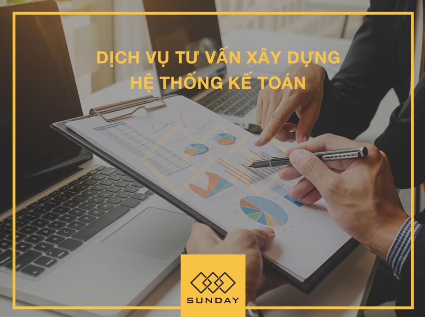 Tư vấn xây dựng hệ thống kế toán