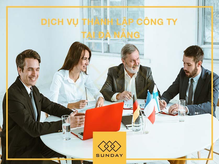 Dịch vụ thành lập công ty tại Đà Nẵng