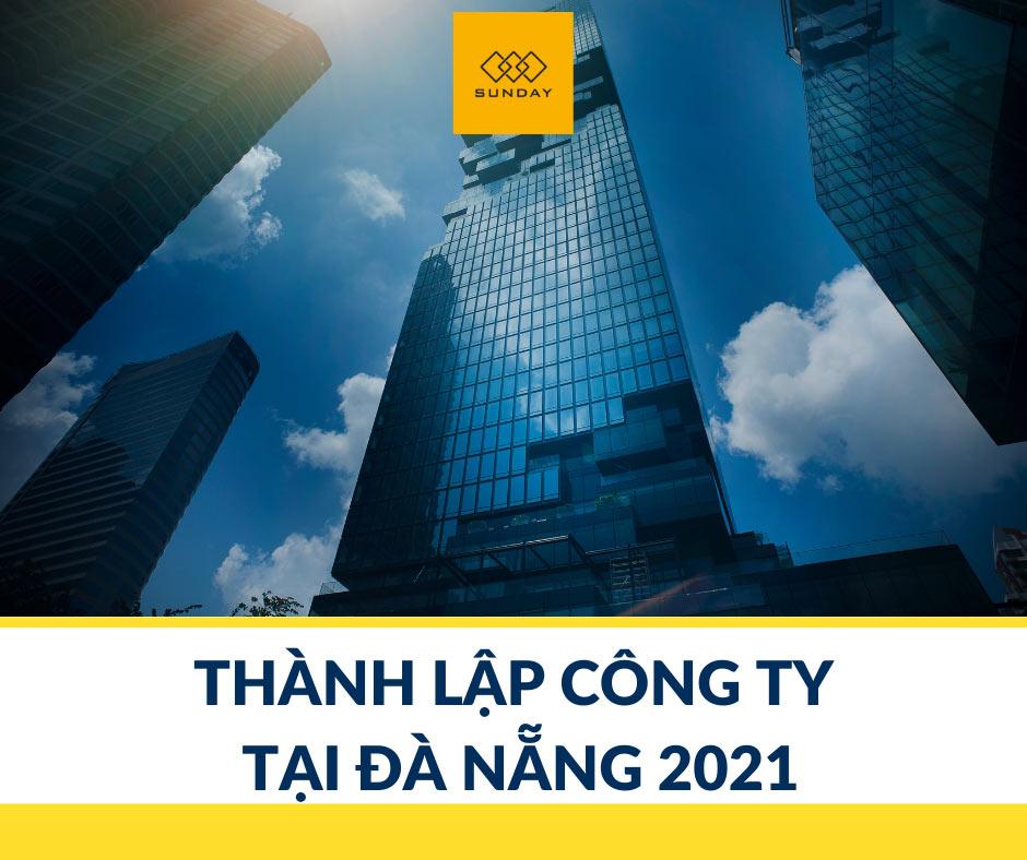 Thành lập công ty tại Đà Nẵng 2021