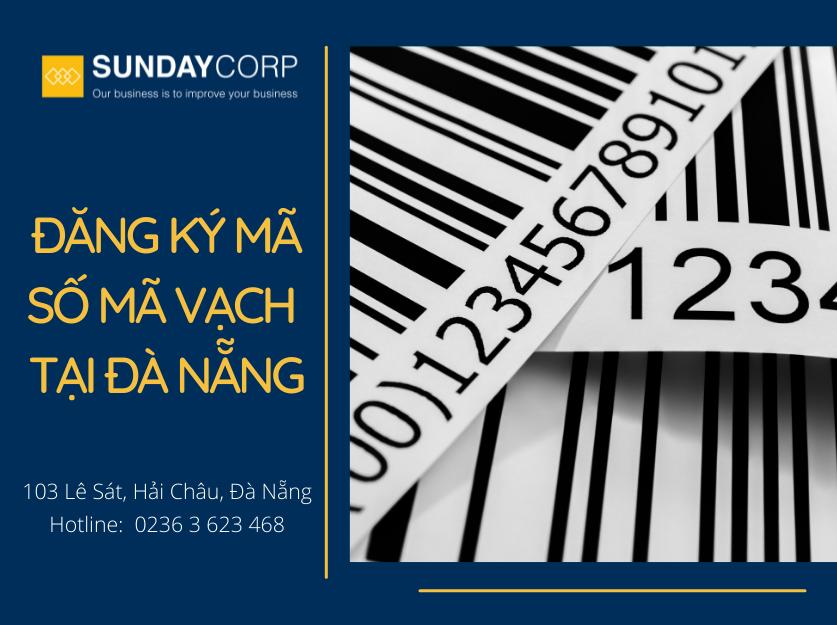 đăng ký mã số mã vạch tại đà nẵng