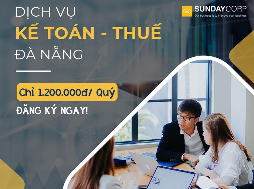 dịch vụ kế toán thuế Đà Nẵng